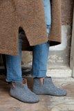 Shepherd pantoffels Ester Grey_