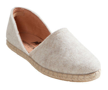 Shepherd slipper Paula Crème