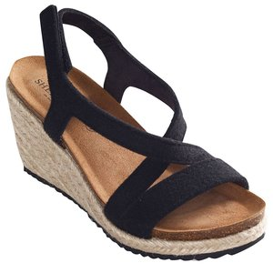 Shepherd slipper Mary Black