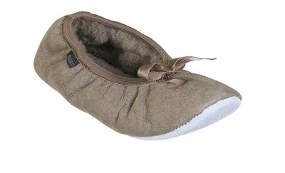 Shepherd pantoffels Saga Stone