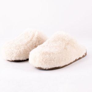 Shepherd pantoffels Jenny Crème