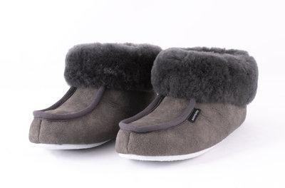Shepherd pantoffels Magnus Asphalt