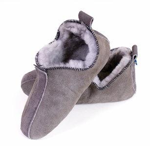 Shepherd pantoffels Viared grijs