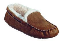 Shepherd-pantoffels-Steffo-Chestnut