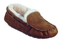 Shepherd-pantoffel-Mirre-Chestnut