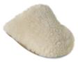 Shepherd-pantoffel-Jenny-Creme